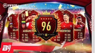 96TH IN THE WORLD TOP 100 REWARDS! | FIFA 20 ULTIMATE TEAM