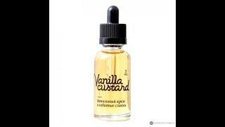 Рецепт жидкости Maxwells Vanilla Custard