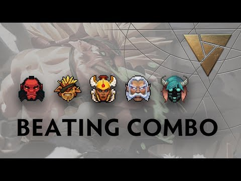 This Is How You Beat The Combo | Blue Red | Artifact | Constructed Gameplay