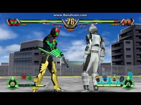 Kamen rider super climas heroes #1 : Trận đấu đồng xu