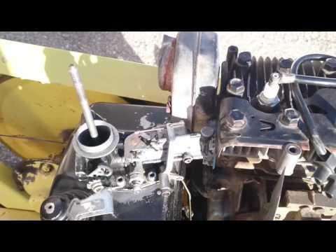 Motobineuse/Motoculteur CastelMAC System M5 -  Moteur Briggs And Stratton 206 Cc 5 HP