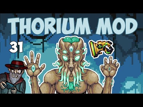 Terraria # 31 MUSIC VS. MOON LORD!  - 1.3.5 Thorium Mod Let's Play