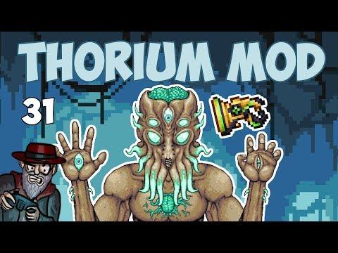 Terraria # 31 MUSIC VS MOON LORD!   135 Thorium Mod Lets Play