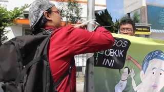 Aksi Hardiknas 2013 | DPD IMM DIY