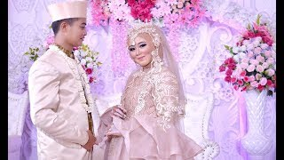 Ya Habibal Qolbi indonesia Muslim Wedding Clip | Mayumi Wedding