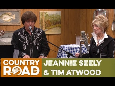 Jeannie Seely and Tim Atwood sing