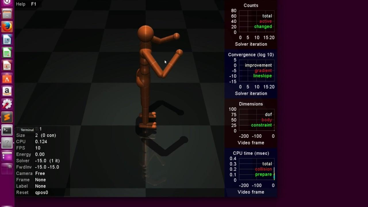 Deep Mind Control Suite Quickstart