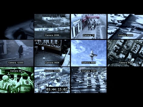 US surveillance machine (Documentary PROMO)