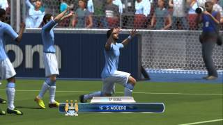 Fifa 14 Celebrations Tutorials For Le Cirque LaBelle, Movember, Show Respect and Point To Sky
