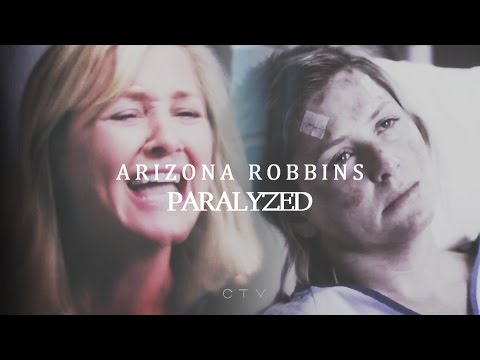 arizona robbins paralyzed