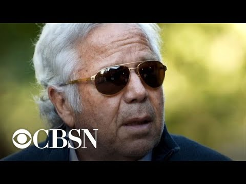Robert Kraft's attorneys fight release of spa videos in prostitution case