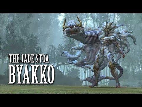 FFXIV OST Byakko's Theme ( Final Phase )