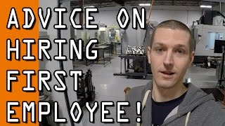 My Mistake on Hiring First Employee!  CB50