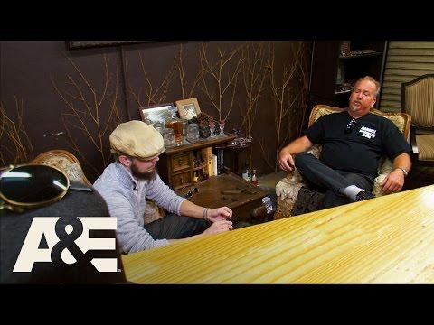 Storage Wars: Darrell's Antique Eyeglasses (Season 9, Episode 15) | A&E