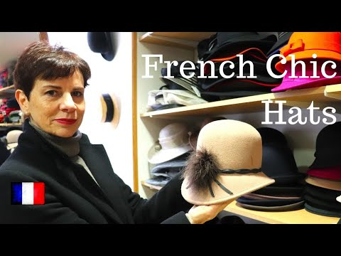 🇫🇷 HATS THE ULTIMATE FRENCH GUIDE⎢BERET FEDORA CLOCHE⎢HOW TO TIPS