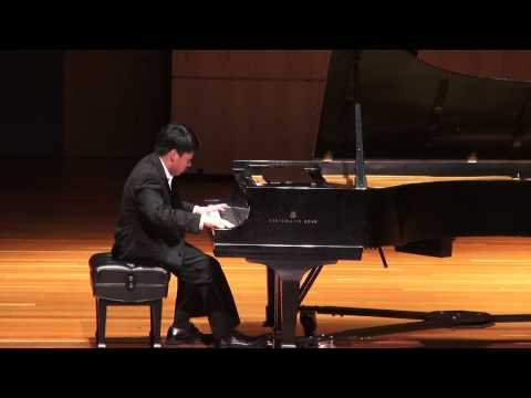 George & Andrew Li Hamilton College Recital Second Half