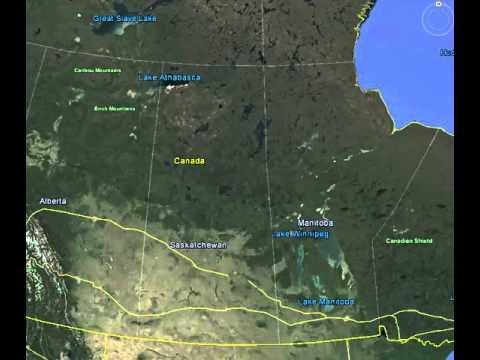 Rottenstone Mine Location