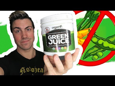 The BEST Greens Powder - Organifi Greens Juice *REVIEW*