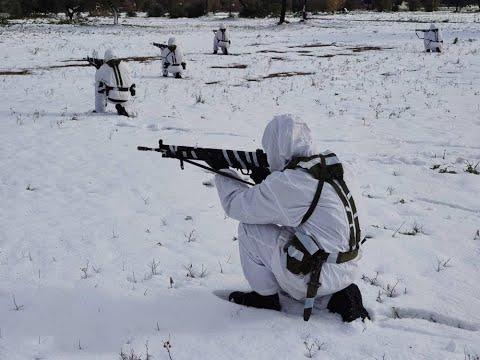 Χειμερινή Εκπαίδευση Στρατιωτικής Σχολής Ευελπίδων (ΣΣΕ) και Σχολής Μονίμων Υπαξιωματικών (ΣΜΥ)