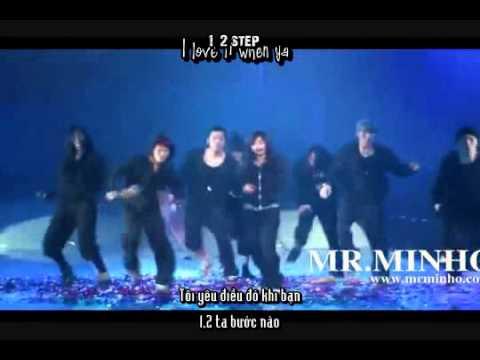 [Engsub +Vietsub] 1,2 Step - Kwon Yuri (SNSD- Girls