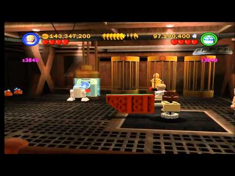 Lego Star Wars Complete Saga Co Op Mode Episode 4 Chapter 2 Youtube