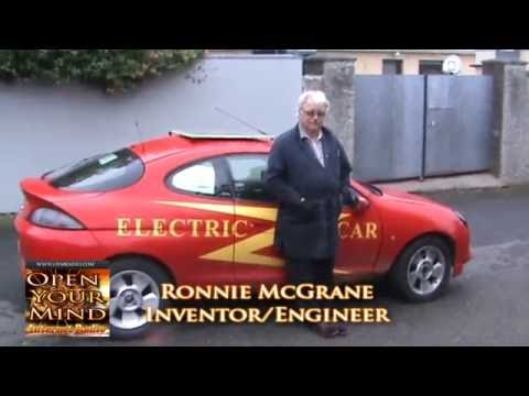 Ireland's First Fully Legal Homemade Electric Car!
