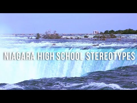 NIAGARA HIGH SCHOOL STEREOTYPES