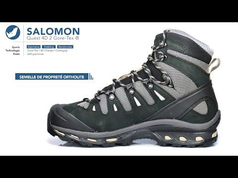 Quest Salomon Les Gtx® Nouvelles 4d De 7vY6myIbfg