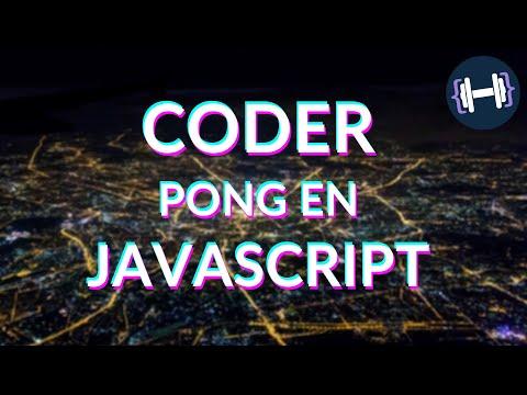 🎾 Coder le jeu Pong en JavaScript avec Phaser 🎾