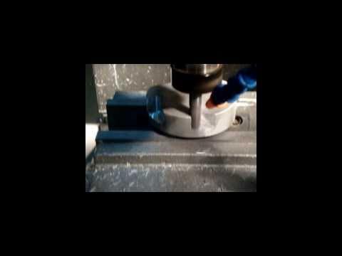 CONSTRUCCION DE ALABES DE BOMBA CENTRIFUGA en CNC