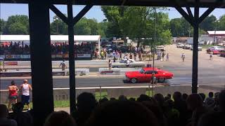 A little racing from 16th Annual Holley National Hot Rod Reunion