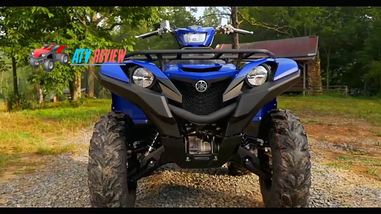 2017 Yamaha Grizzly Eps 700 Review