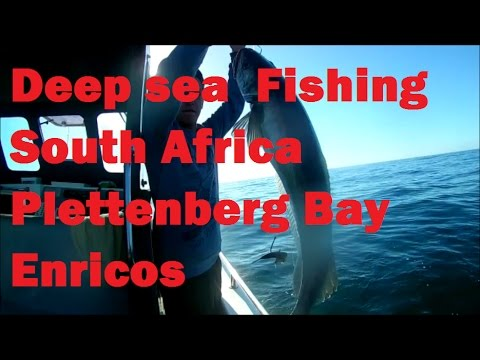 Deep Sea Fishing South Africa
