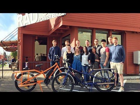 Rad Power Bikes in Seattle Washington