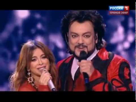 Филипп Киркоров на конкурсе