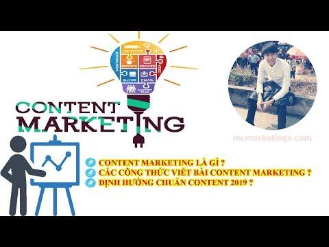 Content marketing cần những gì ? Tự học Content Marketing miễn phí tại MCMARKETINGS.COM