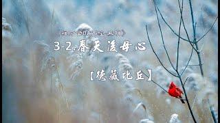 雜阿含0256經-無明(1版)3-2.春天後母心[德藏比丘]
