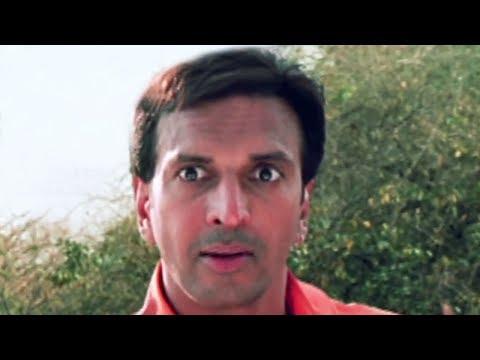Bollywood Movies Scene – Javed Jaffrey Sings Anu Malik Songs - Hindi Movies – Jajantaram Mamantaram