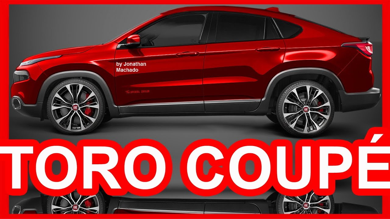 photoshop fiat toro suv coup 2017 toro youtube. Black Bedroom Furniture Sets. Home Design Ideas