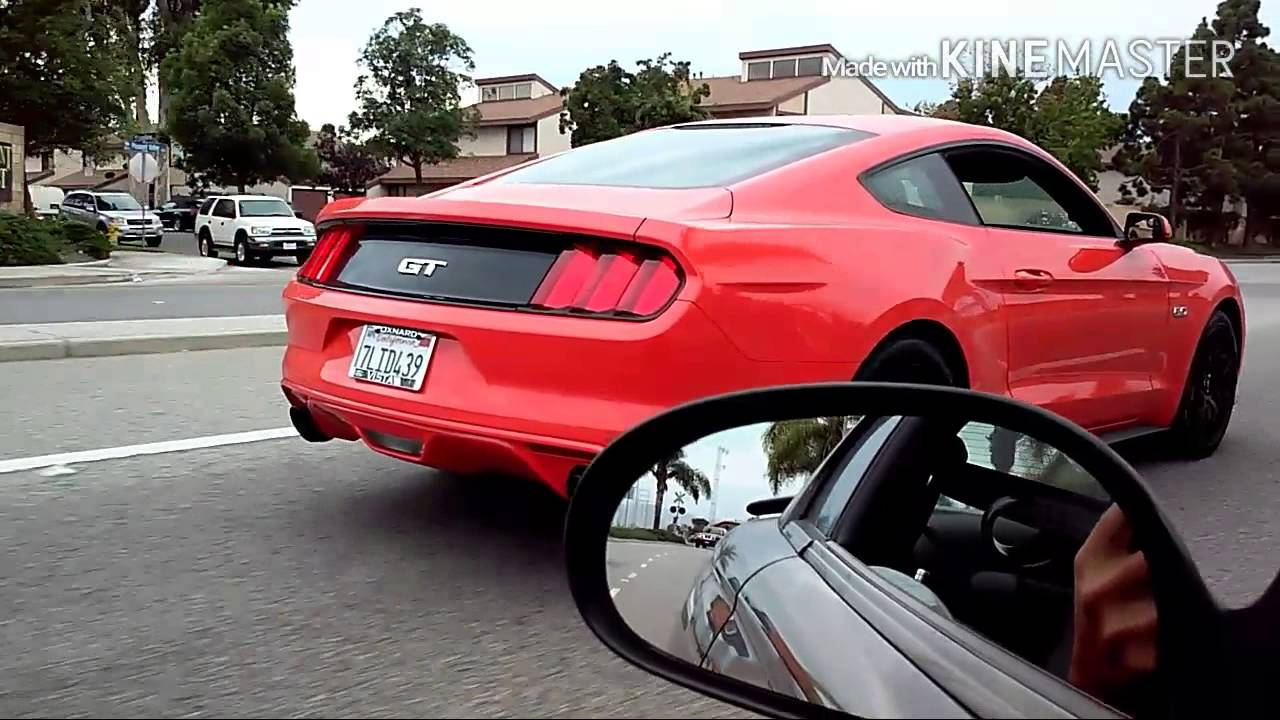 Corsa Extreme Cat Back Exhaust Mustang Gt