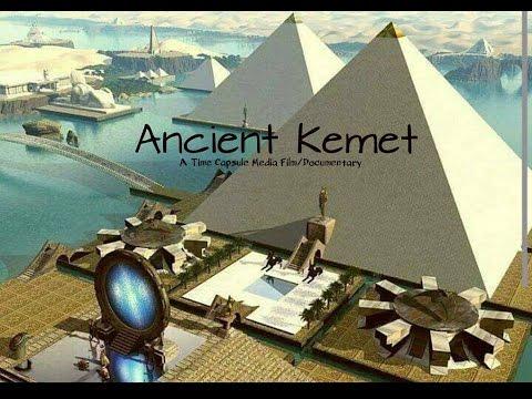 "Time Capsule Media Presents… ""Ancient Kemet"""
