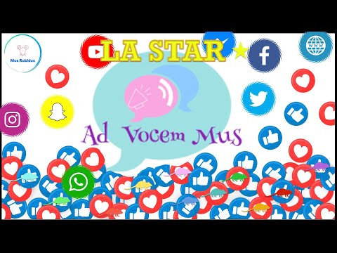 AD VOCEM MUS #1: La Star - MUS RABIDUS 🐭
