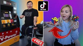 We Tested VIRAL TikTok Life Hacks.. **SHOCKING**