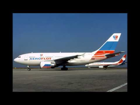 CVR - Aeroflot 593 - [Loss of Control 1)] 23 March 1994