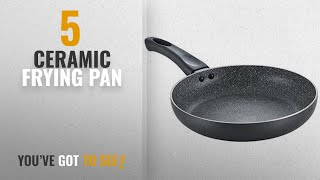 Top 10 Ceramic Frying Pan 2018 Prestige Omega Deluxe Aluminium Granite Fry Pan 200mm Omelette