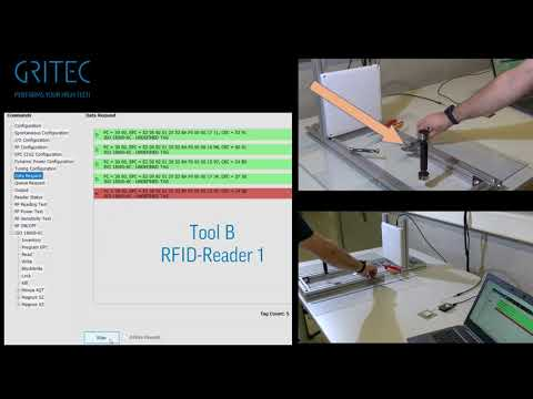 GRITEC AG: RFID