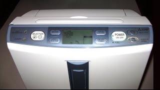 Осушение воздуха. Бытовой осушитель Mitsubishi Electric MJ-E16VX(, 2014-03-13T20:24:04.000Z)