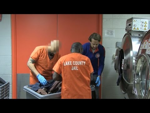 Lake County's Dirty Jobs - Inside the Jail