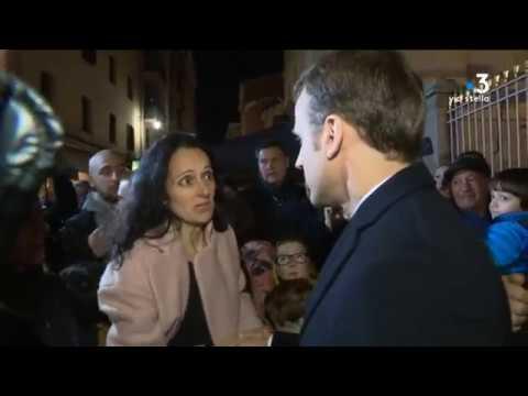 La femme d'Yvan Colonna interpelle Emmanuel Macron