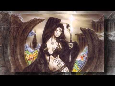 Surrender ~ Mythos & Luis Royo Art